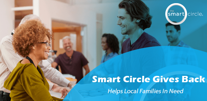 Smart Circle Helps Local Families