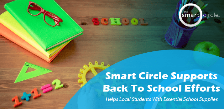 Smart Circle Supports Back To School Efforts