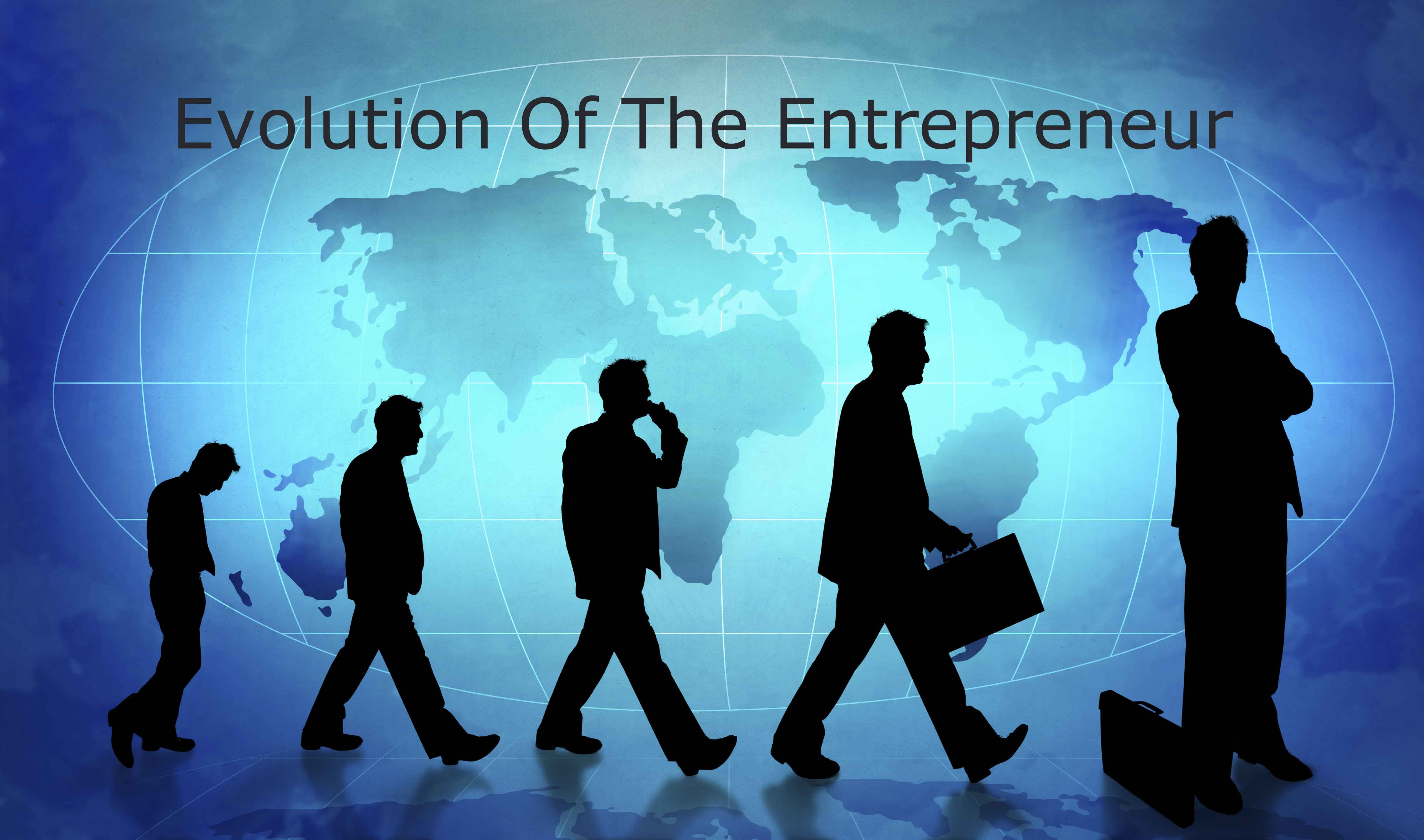 evolution of the entrepreneur