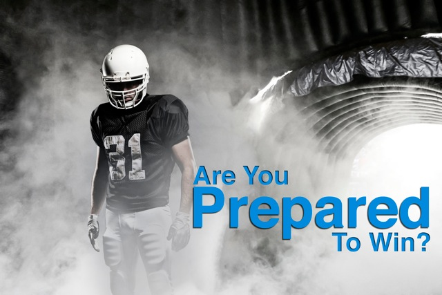 Are You Prepared To Win