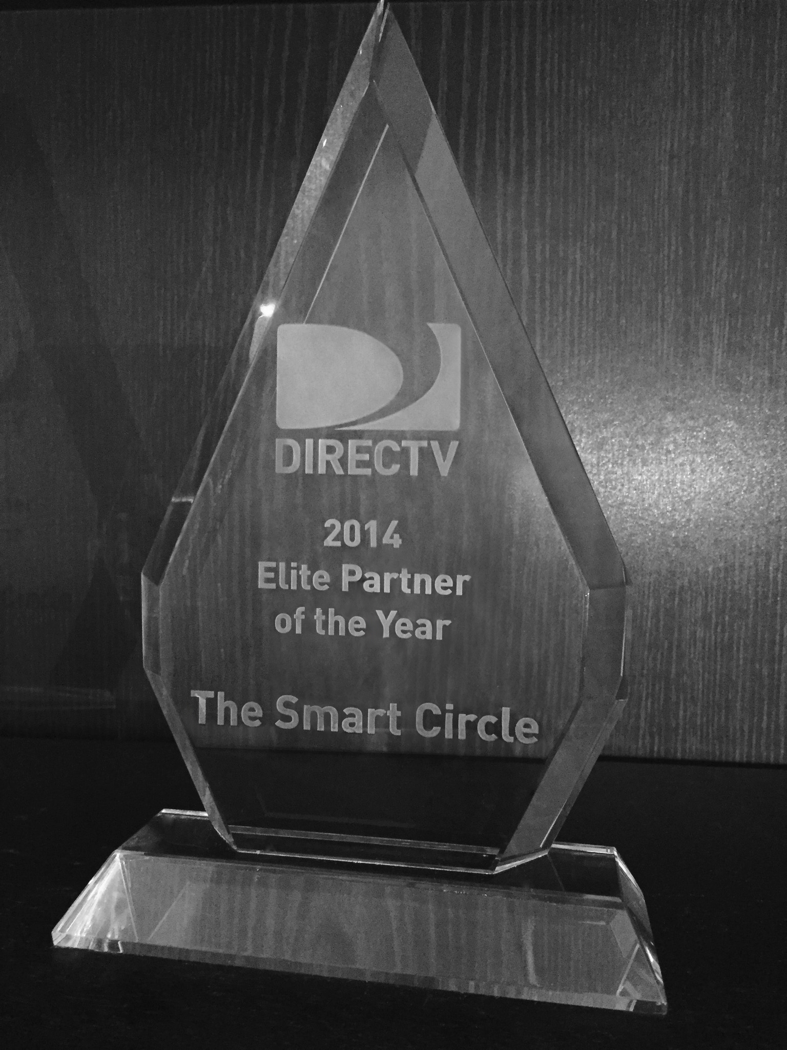 Smart Circle Named DIRECTV's 2014 Elite Partner Of The Year!