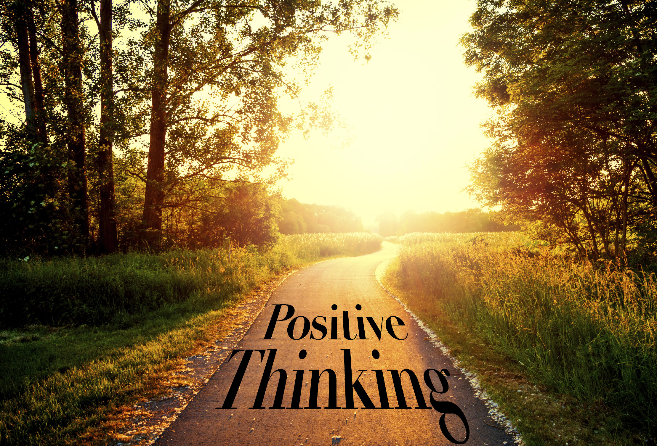 Poitive thinking