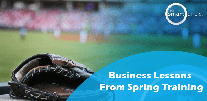 Business Lessons from Spring Training