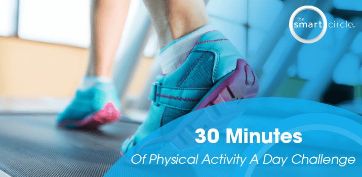 30 Minutes of Physical Activity A Day Challenge