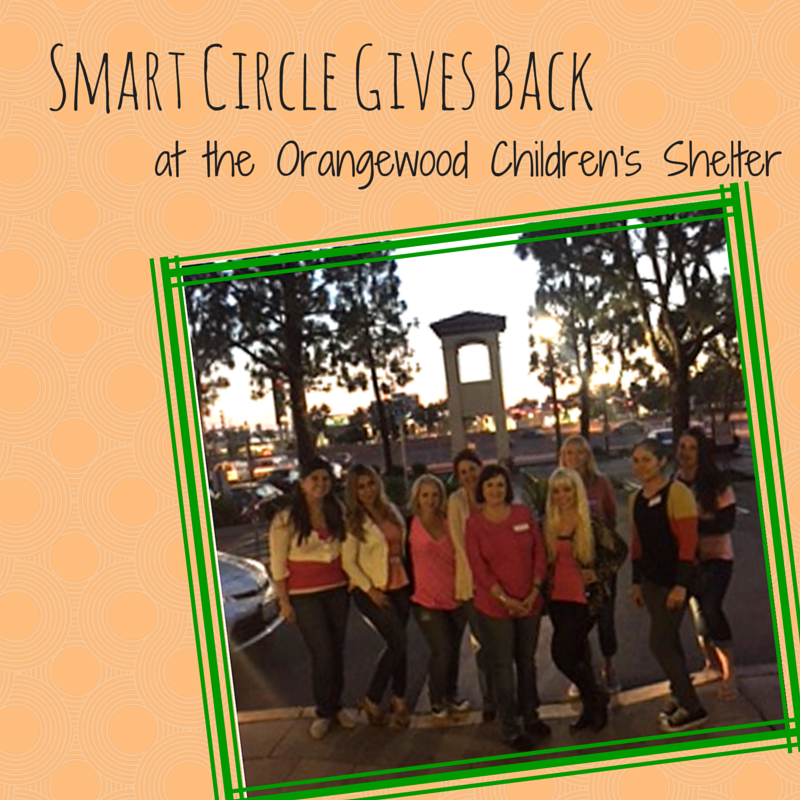 Smart Circle at Orangewood Shelter