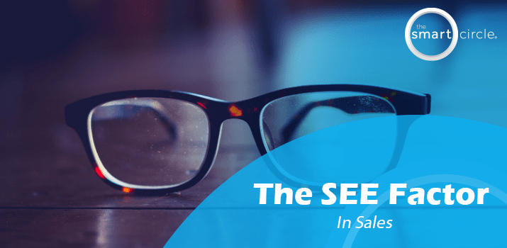 The SEE Factors In Sales
