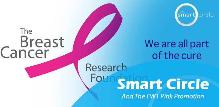 Smart Circle and the FW1 Pink Promotion