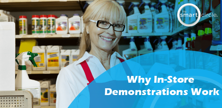Why In-Store Demos Work
