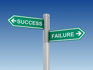 success and failure