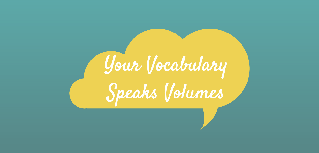 vocabulary speaks volumes | Smart Circle sales network