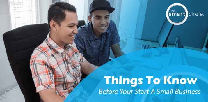 Before You Start a Small Business