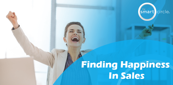 Finding Happiness in Sales