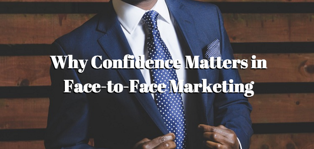 Face-to-face marketing