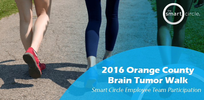 The 2016 Orange County Brain Tumor Walk