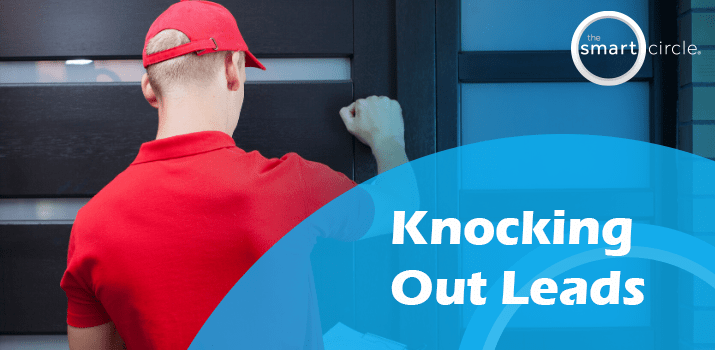 Knocking Out Leads: Door-to-Door Canvassing