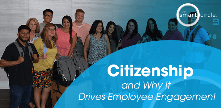 Why Citizenship Drives Employee Engagement